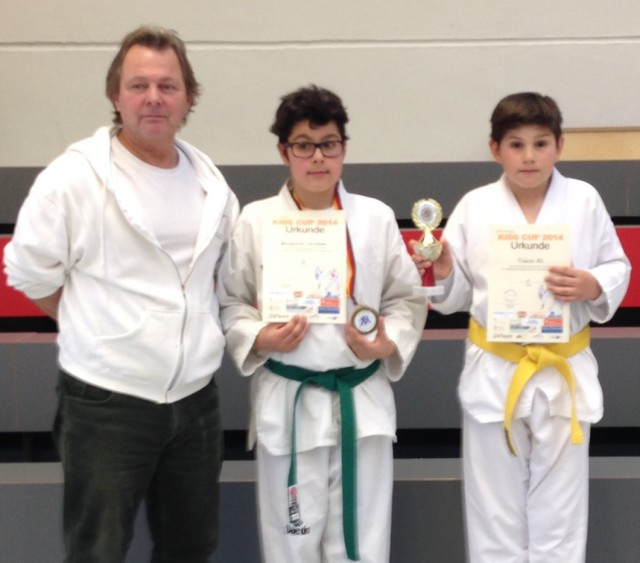 Erste Erfolge für Aargau-Taekwondo