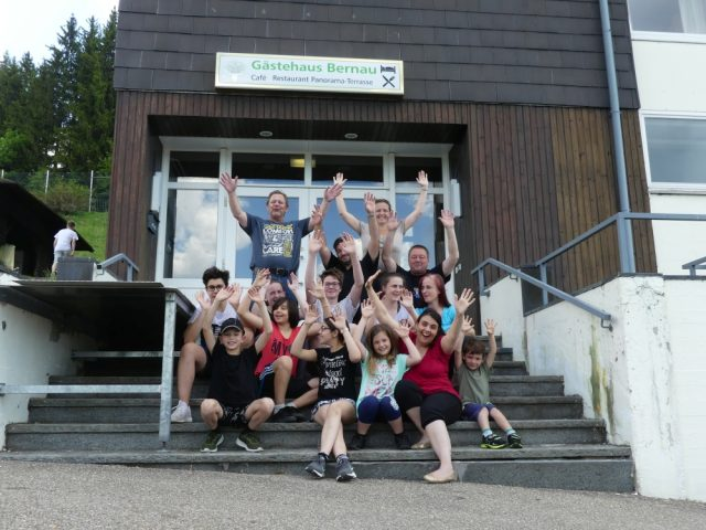 Aargau-Taekwondo zum ersten Mal im Trainingslager – Schöne Tage im Schwarzwald
